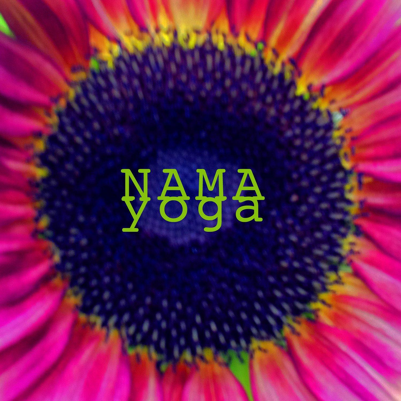 Nama Yoga logo